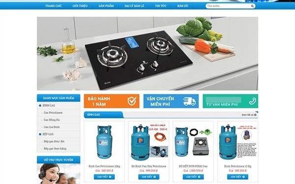 Tạo website để quảng bá và bán hàng chuyên nghiệp