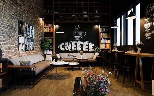 Mở quán cafe, trà sữa nóng