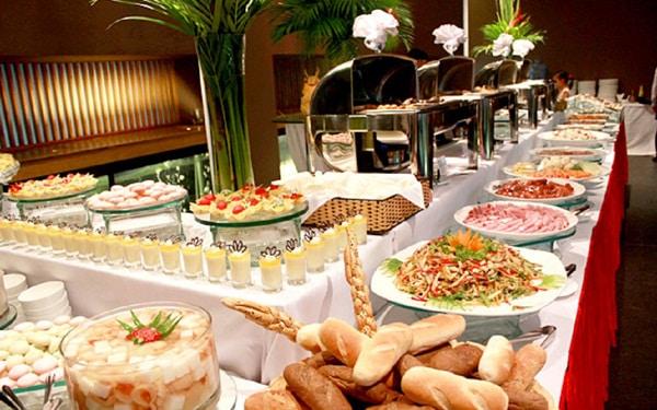 Mở nhà hàng buffet chay