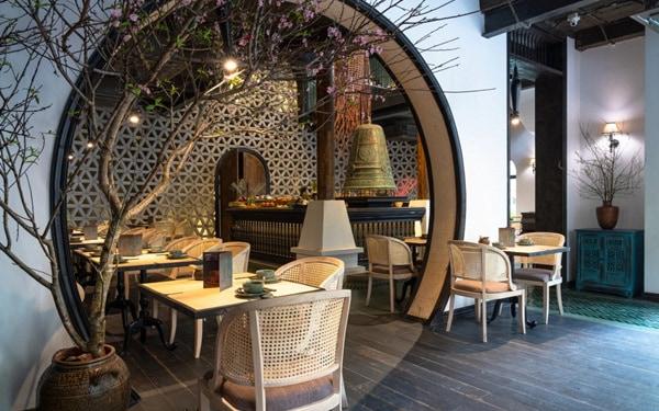 Kinh doanh nhà hàng chay phong cách Trung Quốc