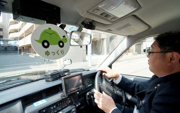 """Kinh doanh taxi """"rùa"""""""