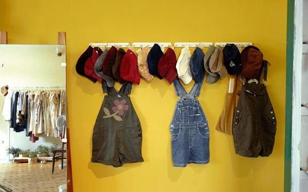 Ý tưởng kinh doanh quần áo cũ (đồ secondhand)