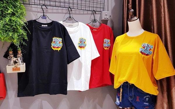Mở cửa hàng quần áo cho sinh viên