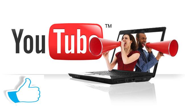Ưu điểm từ ứng dụng youtube