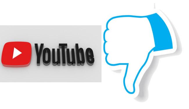 Nhược điểm của youtube