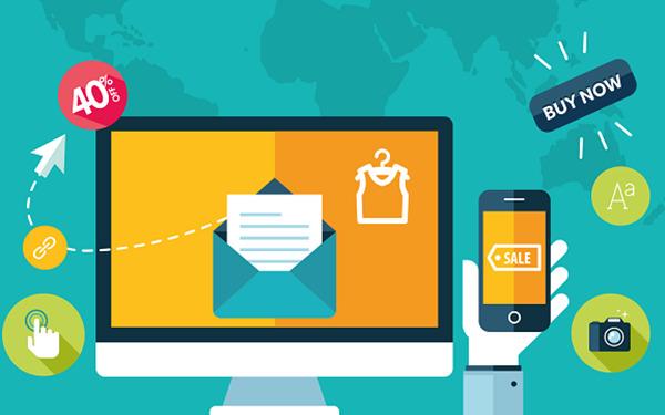Hình thức B2C doanh nghiệp bán hàng trực tiếp cho người tiêu dùng