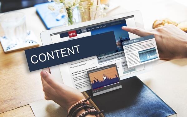 Content Facebook cho khách inbox