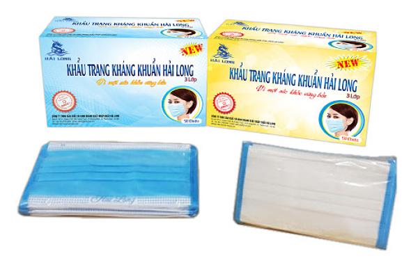 Hai sản phẩm của công ty Hải Long