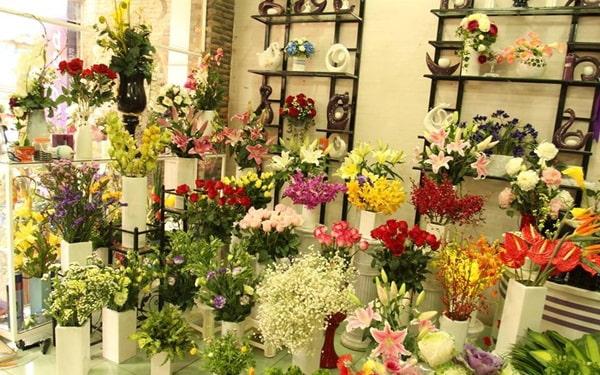Mở cửa hàng hoa tươi với 100 triệu