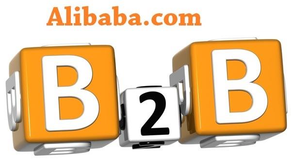Mô hình B2B dạng trung gian nổi bật - Alibaba