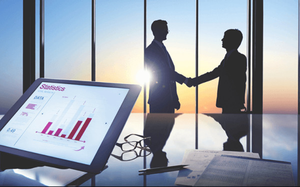 Mô hình B2B thương mại hợp tác