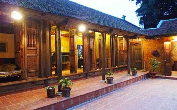 Homestay kiến trúc cổ xưa