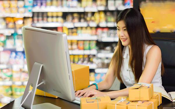 Mô hình kinh doanh bán hàng online truyền thống
