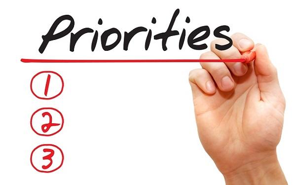 Quản lý ưu tiên yếu tố khiến bạn trở thành sếp