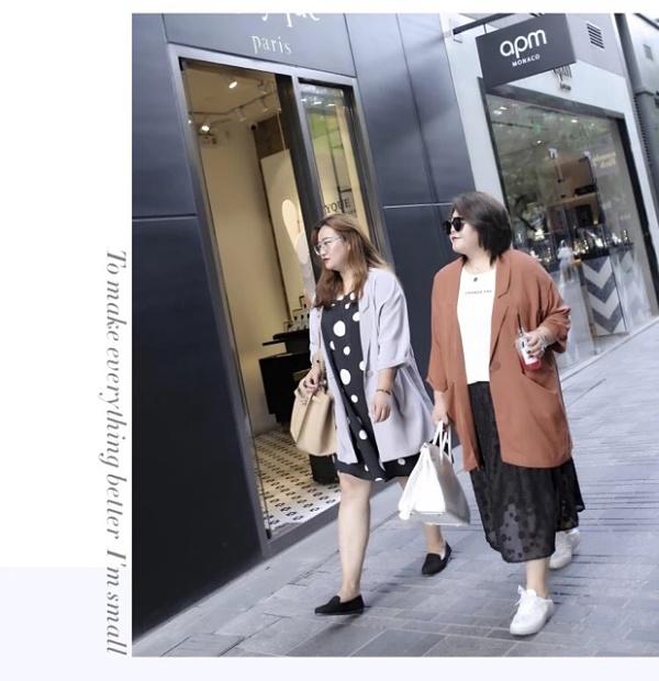 Hàng bigsize cho nữ của 1 shop trên Taobao