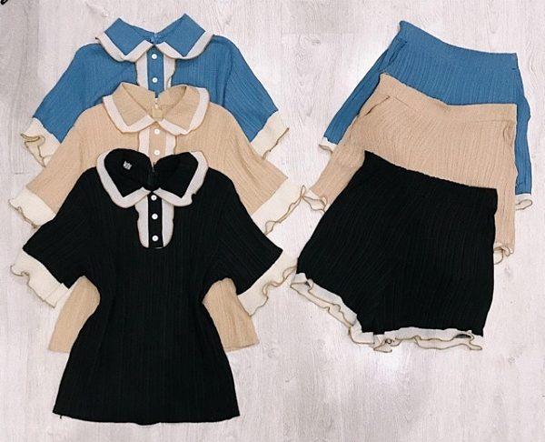 Các mặt hàng áo size to ở xưởng chuyên sỉ hàng Quảng Châu