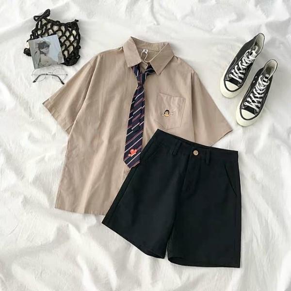 Các sản phẩm quần áo ulzzang của Trung Quốc