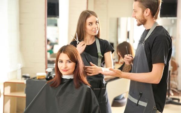 Ý tưởng kinh doanh với 50 triệu - Mở salon tóc