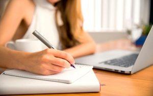 lỗi thường gặp khi viết bài là gì