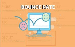 Tỉ lệ Bounce Rate là gì