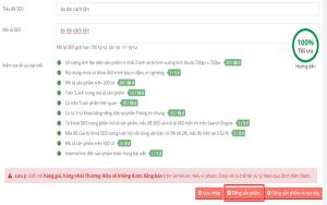 Cách đăng bài chuẩn Seo trên Sendo có khó không?