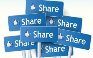 Cách share bài viết trên Facebook