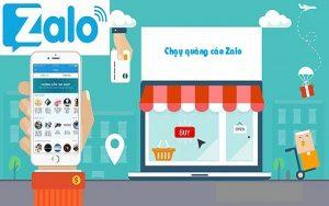 Chạy quảng cáo Zalo