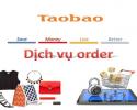 Oder Taobao nhanh chóng và tiện lợi nhờ các dịch trung gian