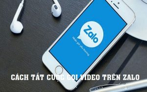 Cách tắt cuộc gọi video trên Zalo