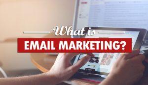 Các loại email marketing