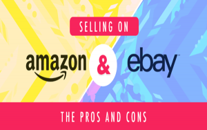 Bán hàng trên Ebay và Amazon đột phá doanh thu, gia tăng lợi nhuận