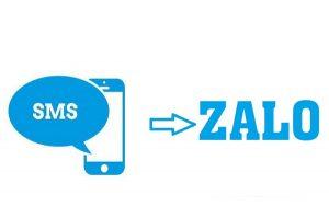 Cách chuyển tin nhắn SMS sang Zalo