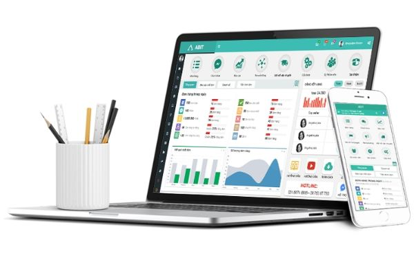 Sử dụng phần mềm quản lý bán hàng Abitstore đang là cách quản lý nhân viên được nhiều shop bán hàng áp dụng