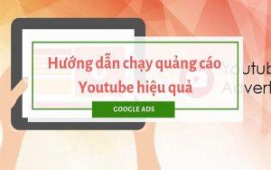 chạy quảng cáo kênh youtube