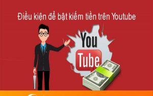 Chính sách kiếm tiền YouTube