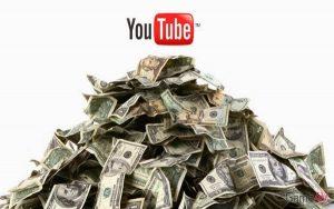chính sách trả tiền youtube