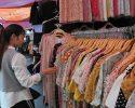 chợ đầu mối quần áo ở Bắc Ninh