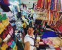 chợ đầu mối quần áo miền bắc