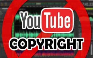 dính bản quyền youtube