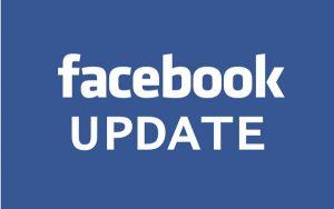 Facebook liên tục có những update