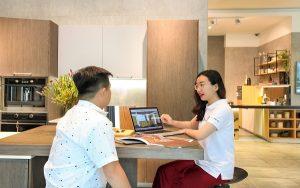 Biết thiết kế về nội thất là kỹ năng bán hàng tinh tế giúp khách hàng dễ dàng chọn được mẫu nội thất phù hợp