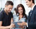 Người bán hàng trực tiếp phải có lời chào hàng thân thiện và ấn tượng