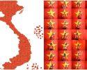 Danh sách mã tỉnh thành của Việt Nam