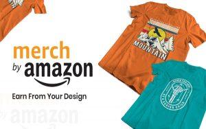 Kiếm tiền dễ dàng bằng nghề thiết kế nếu biết Merch Amazon là gì?