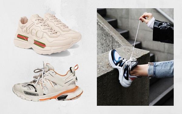 nguồn sỉ giày sneaker