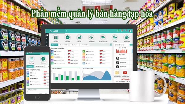 Hãy trải nghiệm thử phần mềm bán hàng tạp hóa Abit