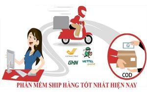 Phần mềm ship hàng là gì?