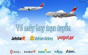Quảng cáo bán vé máy bay