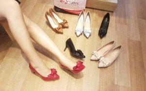 shop bán giày trên instagram