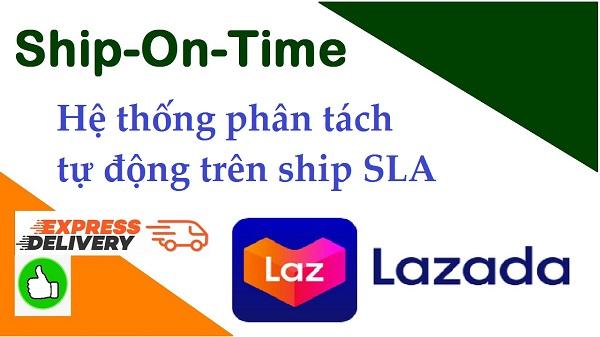 Lưu ý về hệ thống ship SLA